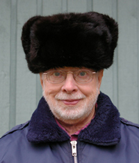Al in Russian hat
